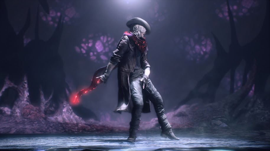 Dante Moonwalk Dance Devil May Cry 5 4k Wallpaper 38