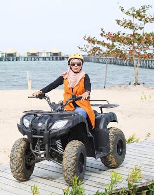 Aktivitas Kiki Beach Resort
