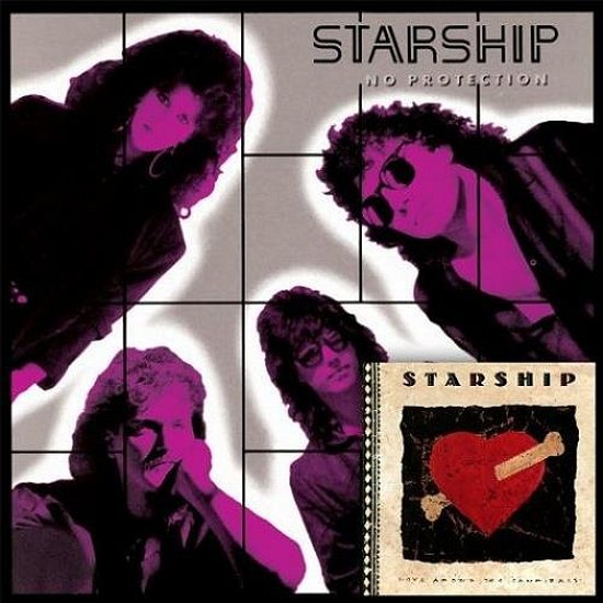 STARSHIP - No Protection [Friday Music Remaster] (2016) full