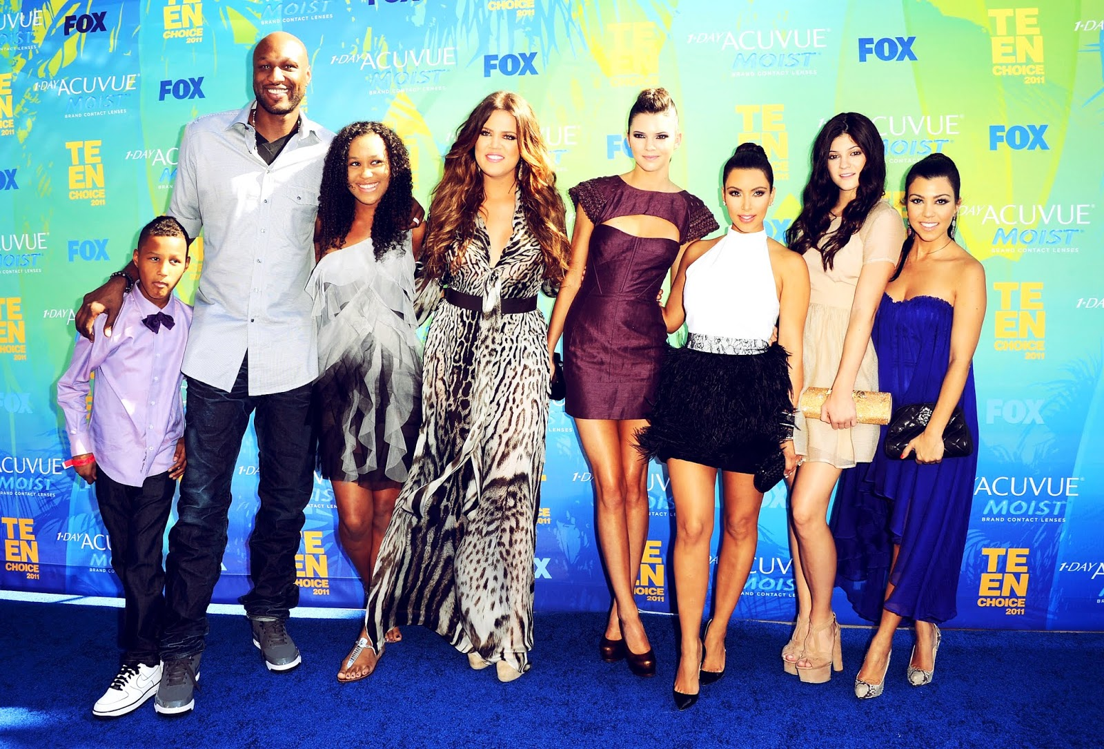 26 - Teen Choice Awards in August 11, 2011