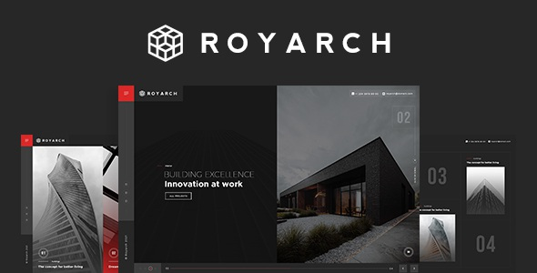 Best Architecture PSD Template