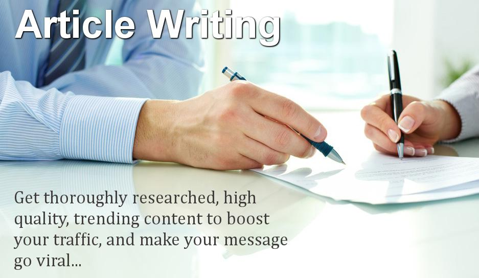 3 simple steps to improve your article writing de make money online