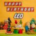 День Рождения в стиле Lego Ninjago