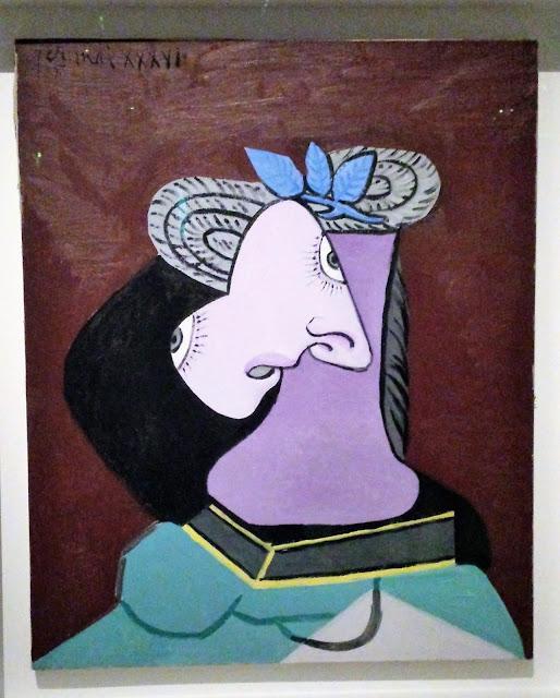 Picasso Primitif musée du quai branly