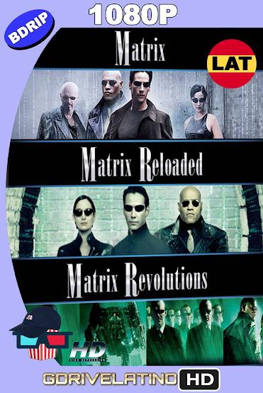 Matrix Trilogía (1999-2003) REMASTERED BDRip 1080p Latino-Ingles MKV
