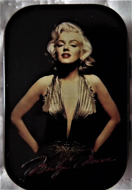 Marilyn, nostalgia, pastillirasia