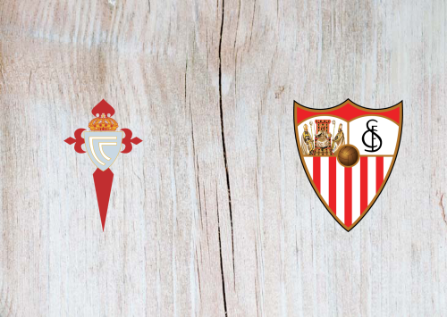 Celta Vigo vs Sevilla -Highlights 12 April 2021