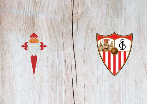 Celta Vigo vs Sevilla -Highlights 12 April 2021