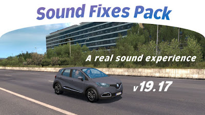 Sound Fixes Pack v19.17