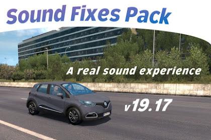 Sound Fixes Pack v19.17