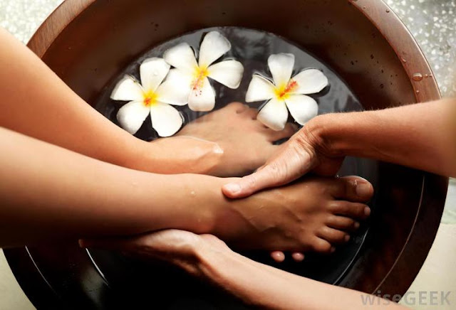 Pedicure-at-home