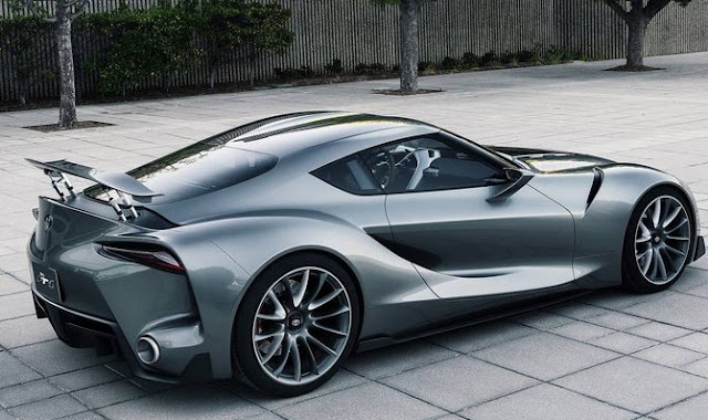 Toyota Ft-1 Price >> 2018 Toyota Supra New Idea Of Game Auto Named Toyota Ft 1 2018