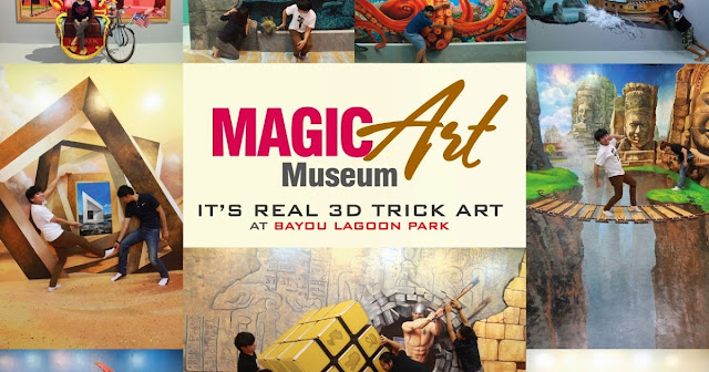 Magic Art Museum