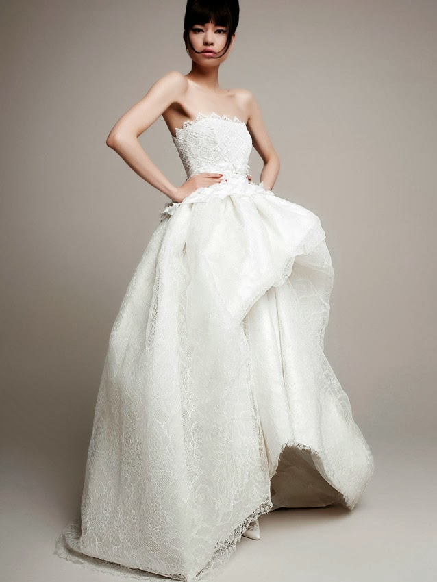 temi matrimonio per abito da sposa YolanCris 2014