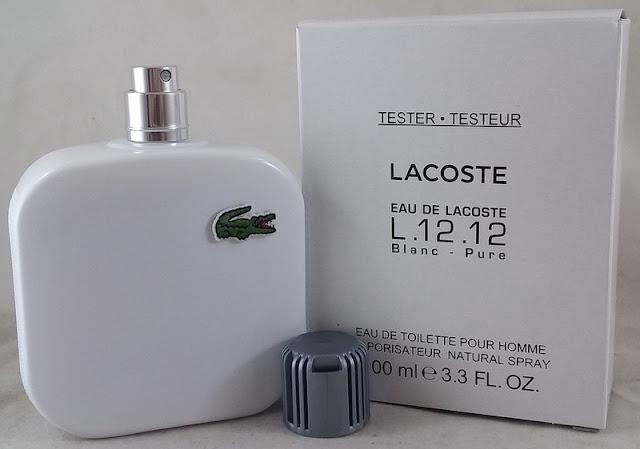 Confidence Lacoste Cologne