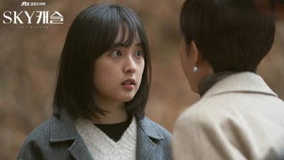 pesan yang terdapat di dalam drama korea sky castle