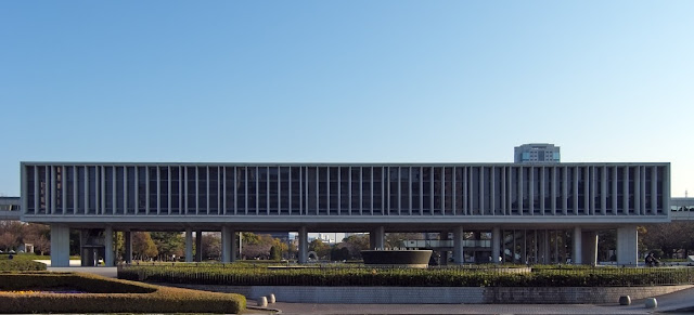 日本の建築を世界レベルに。建築家、世界の丹下健三(Architecture) 広島平和記念資料館+平和記念公園