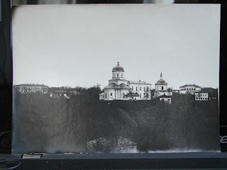 Полтава. Свято-Николаевская церковь. Фото 1905 г.