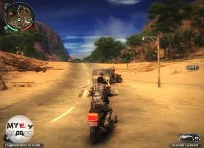 حول أسلحة ومركبات لعبة Just Cause 2 للكمبيوتر