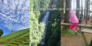3 Tempat WISATA ALAM Maja Majalengka Jawa Barat