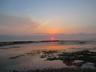 Inilah 10 Pantai Untuk Melihat Sunrise di Bali