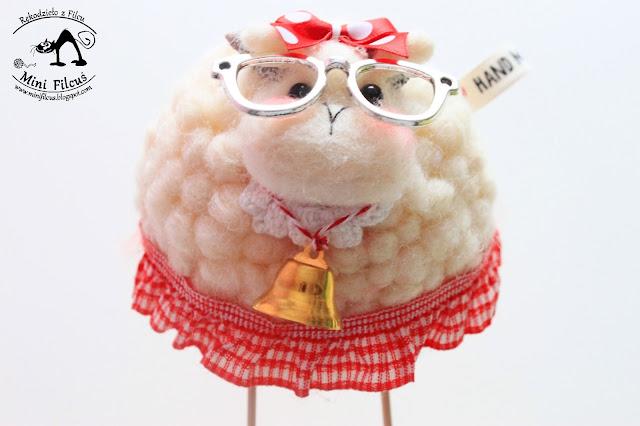 Walentynkowa Owieczka