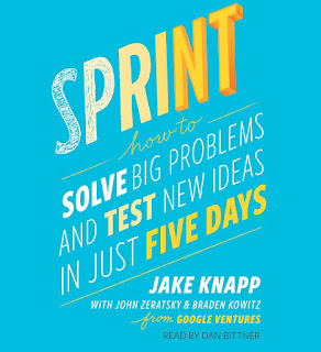 Sprint: How to Solve Big Problems and Test New Ideas in Just Five Days by Jake Knapp, John Zeratsky, dan Braden Kowitz
