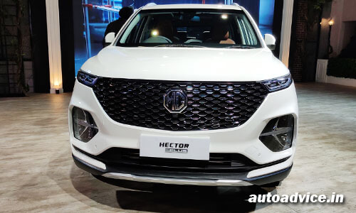 MG Hector Plus on-road price and variants explained [2020 model]