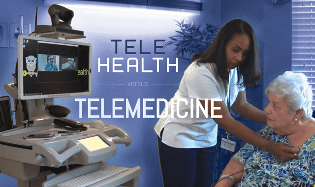 Learning The Difference Between Telehealth And Telemedicine