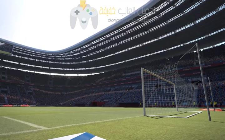 تحميل لعبة بيس 2017 PES للكمبيوتر من ميديا فاير