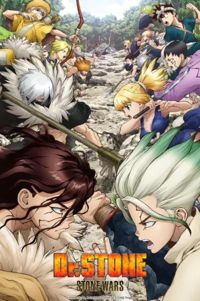 Dr. Stone 2: Stone Wars – Online