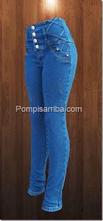 Pantalones de mezclilla originales de mayoréo en México 2016