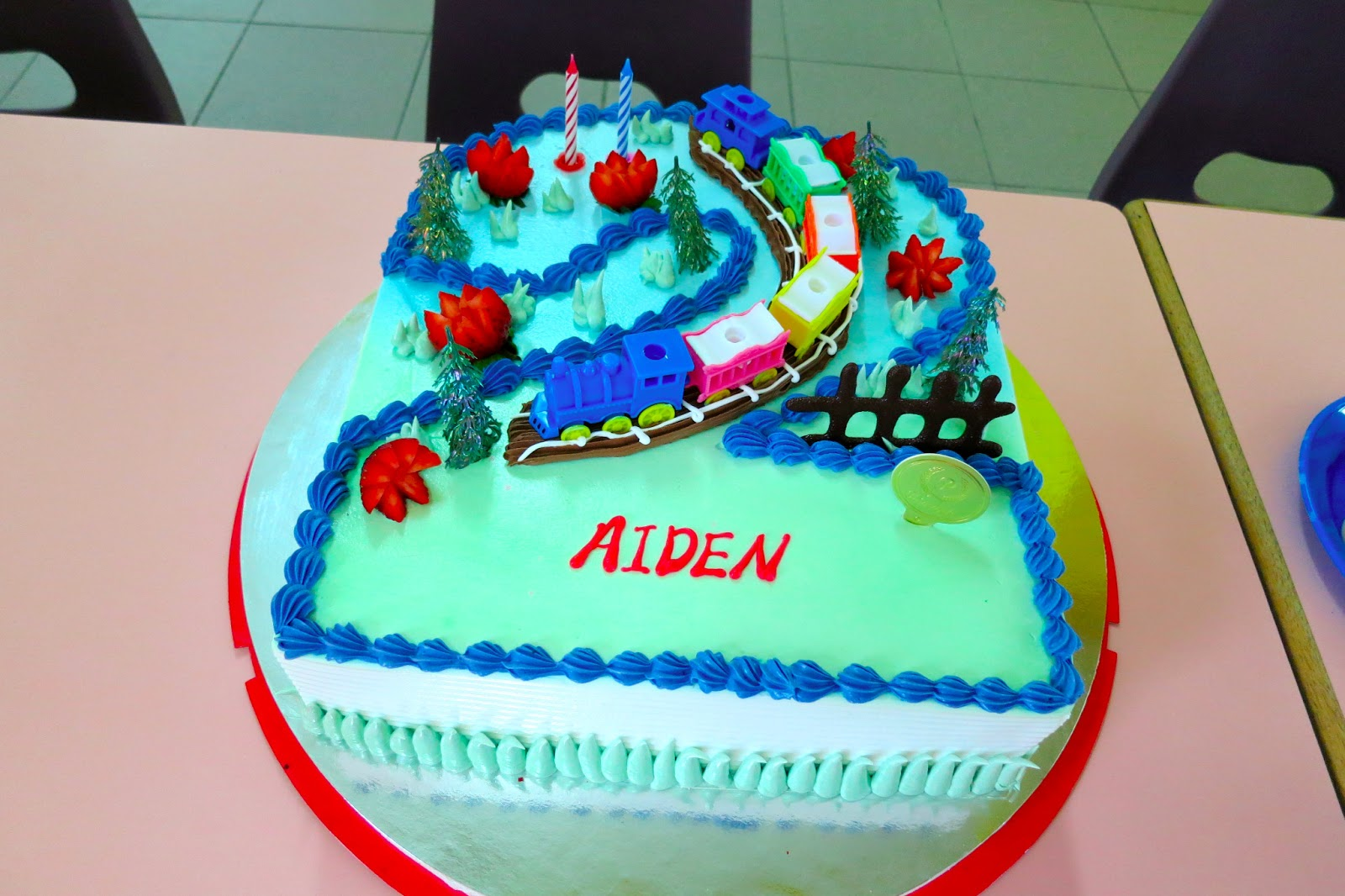 Happy 2nd Birthday Aiden