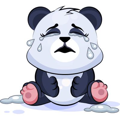 Weeping Panda