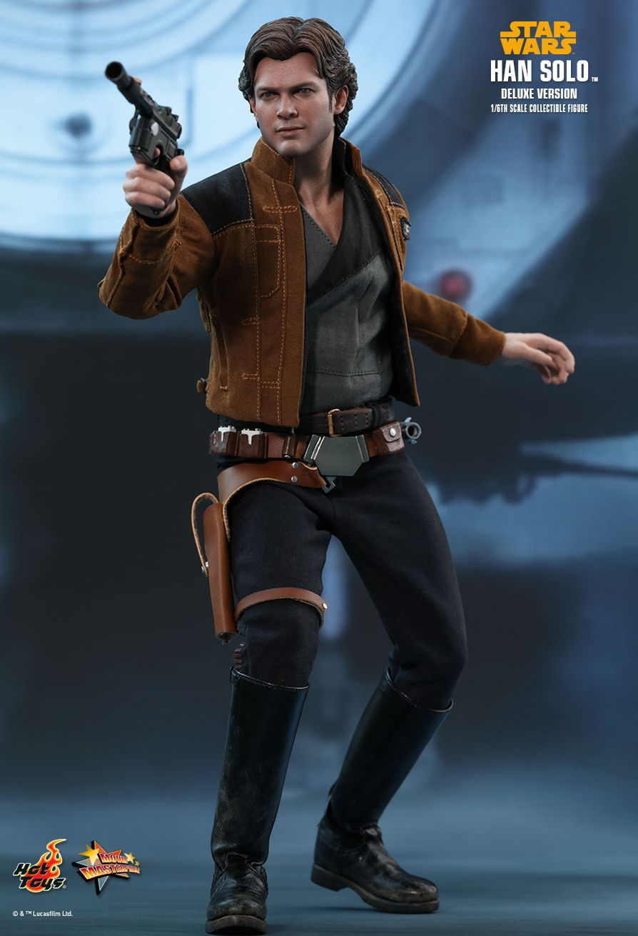 SOLO: A STAR WARS STORY - HAN SOLO (REGULAR & DX VERSIONS) 4