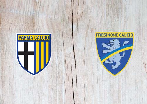Parma vs Frosinone -Highlights 5 December 2019
