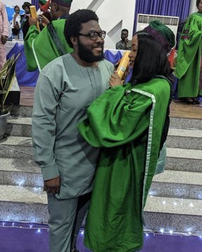 with a perfect CGPA of 5.0in Petroleum Engineering, Ajia Motunrayo is the All-time Best Graduating Student from Covenant University.