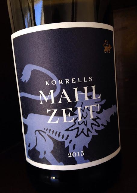 Cuwee Mahlzeit vom Weingut Korrell Johanneshof Nahe