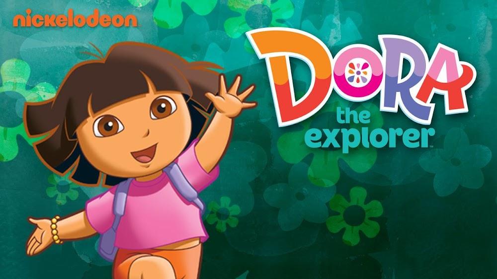 Dora The Explorer (1999) Season 1 Hindi Episodes Download 1080p VootKids WEB-DL