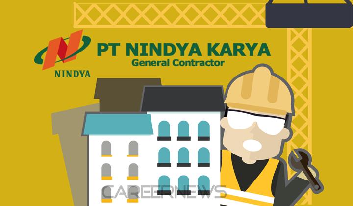 PT Nindya Karya (Persero) - D3, S1 Professional Program