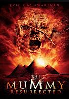 Мумия воскрешение фильм 2014