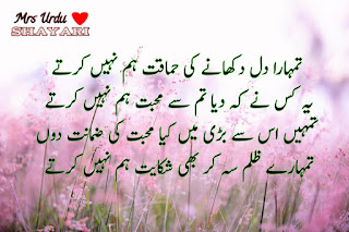 best urdu shayari two line, awesome shayari