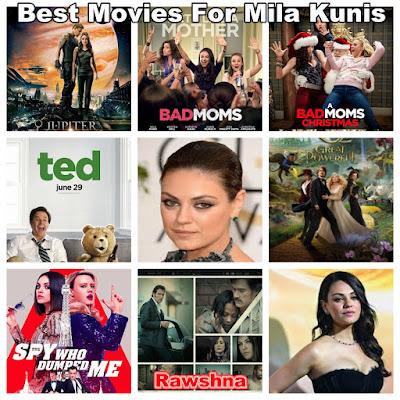 شاهد  افضل افلام ميلا كونيس على الإطلاق  شاهد قائمة افضل 8 افلام ميلا كونيس على الاطلاق معلومات عن ميلا كونيس | Mila Kunis