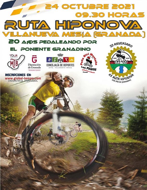 XX Ruta Hiponova - 24 Octubre 2021