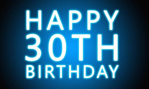 Geburtstagswünsche 30 Mann