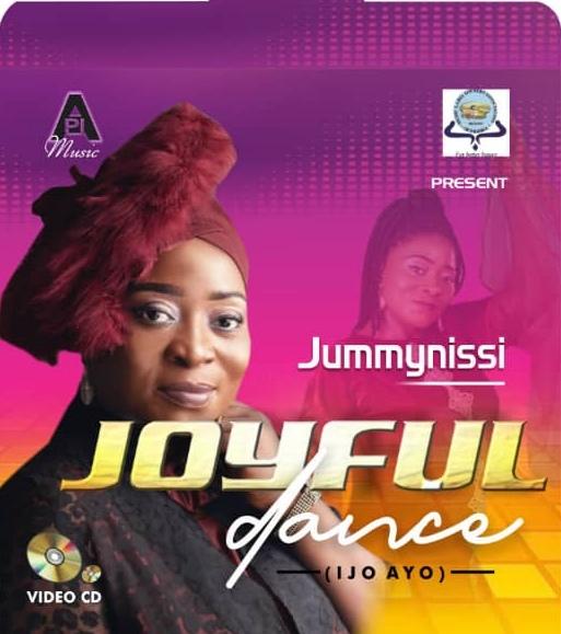 "Album: JummyNissi Release A Brand New 4 Track Album Titled ""Joyful Dance"""