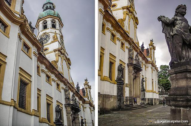 Igreja de Loreto, Bairro do Castelo (Hradcany), Praga