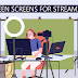 Dress Your Streaming Background for Success with a Green Screen