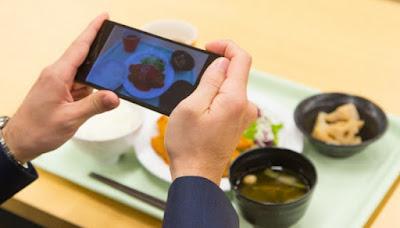 Aplikasi Penghitung Kalori Makanan dari Sony Resmi Diluncurkan