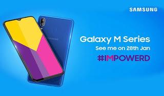 HP Samsung Galaxy M10 Dan Samsung Galaxy M20 Akan Dibandrol Termurah ?